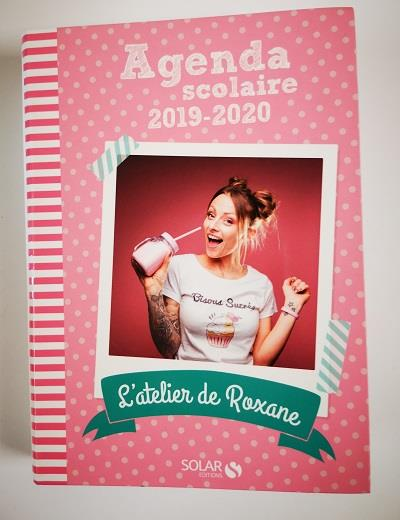 L'agenda de Roxane (édition 2019/2020)