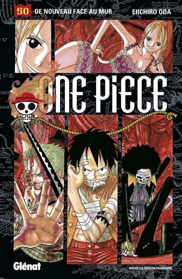 ONE PIECE - EDITION ORIGINALE - TOME 50 - DE NOUVEAU FACE AU MUR Oda Eiichiro