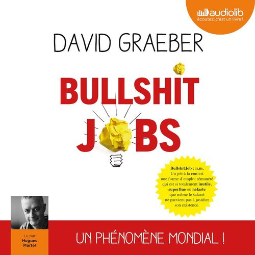 Vente AudioBook :   - David GRAEBER