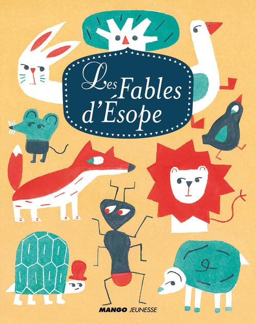 Les fables d'Esope