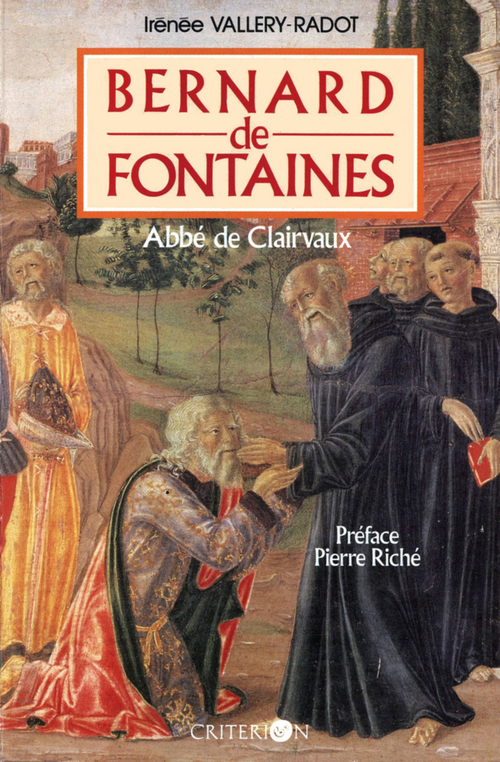 Bernard de Fontaines, abbé de Clairvaux