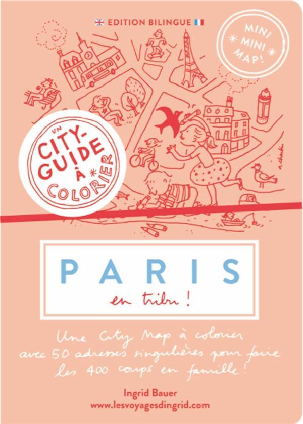 Mini mini map ! ; Paris en tribu !