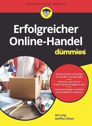 Erfolgreicher Online-Handel für Dummies  - Gil Lang  - Steffen Otten