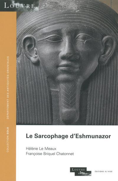 Le sarcophage d'Eshmunazor II