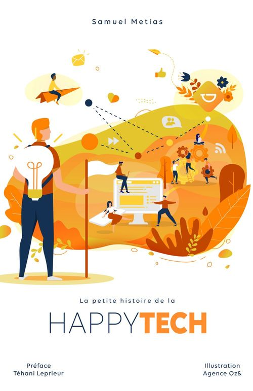 La petite histoire de la happytech