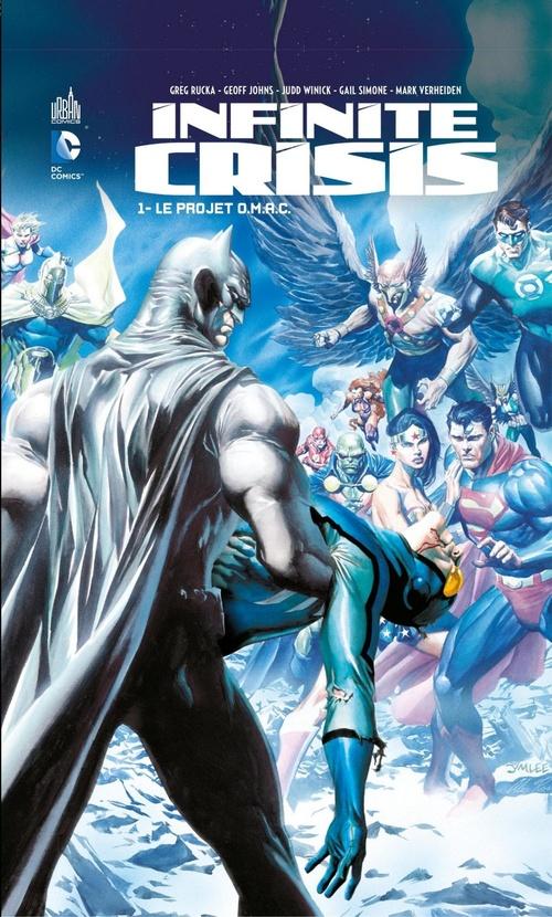 Infinite Crisis - Tome 1 - Le projet O.M.A.C.