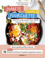 Vente Livre Numérique : Diabète et coups de fourchette  - Annabelle SCHACHMES