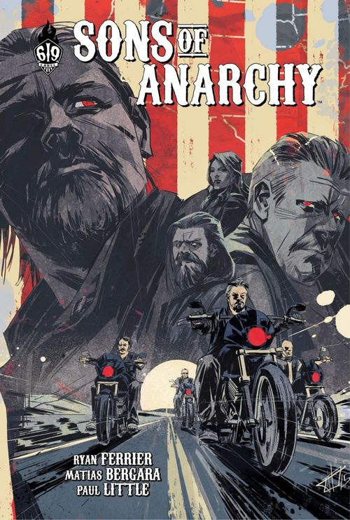 Sons of Anarchy - tome 6