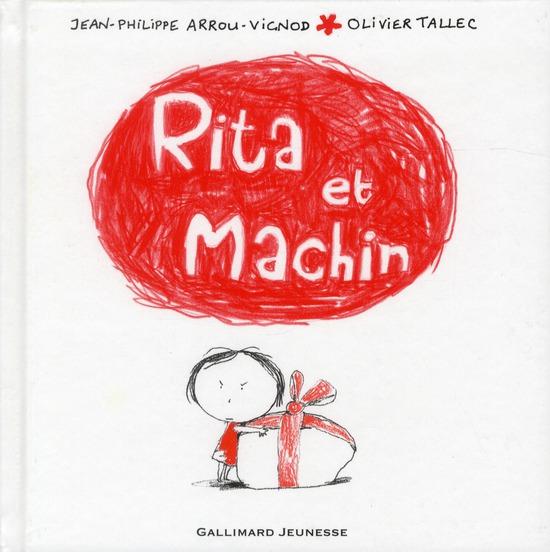 Rita et Machin t.1
