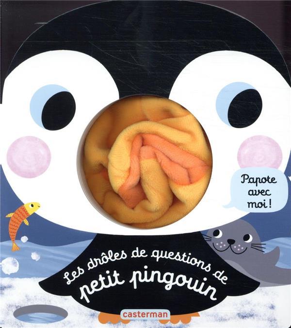Les drôles de questions de petit pingouin