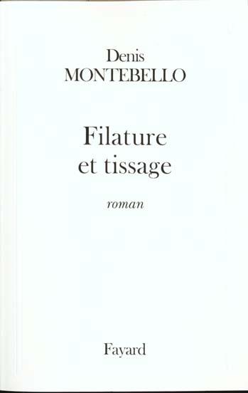 Filature Et Tissage