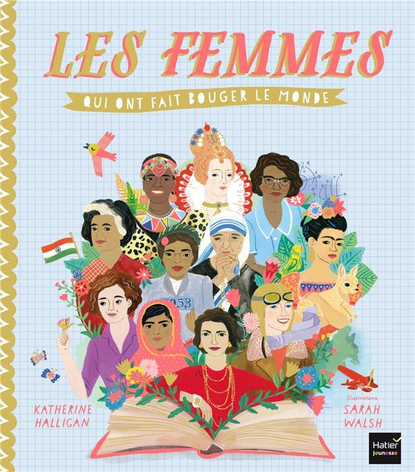 Les Femmes Qui Ont Fait Bouger Le Monde