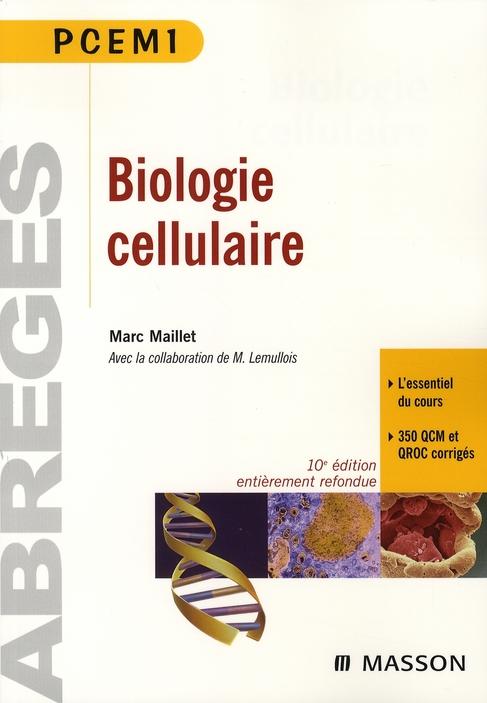 Biologie Cellulaire (10e Edition