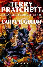 Vente Livre Numérique : Carpe jugulum  - Terry Pratchett