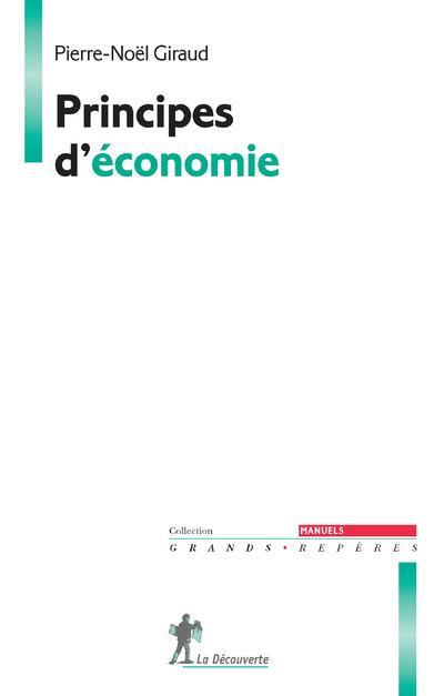 Principes D'Economie
