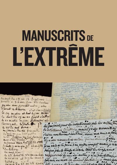 Manuscrits de l'extrême
