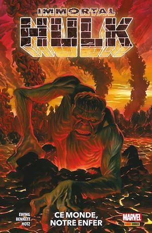 Immortal Hulk T.3 ; ce monde, notre enfer