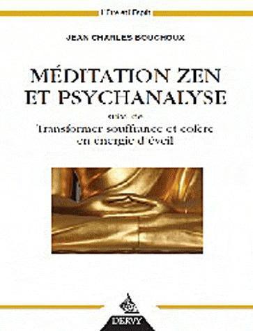 Méditation zen et psychanalyse ; transformer souffrance et colère en énergie d'eveil