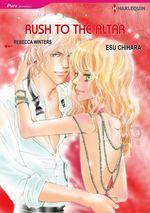Vente Livre Numérique : Harlequin Comics: Rush to the Altar  - Esu Chihara - Rebecca Winters