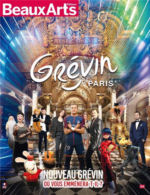 GREVIN PARIS (NE) (ANGFR) - NOUVEAU GREVIN,OU VOUS EMMENERA-T-IL?