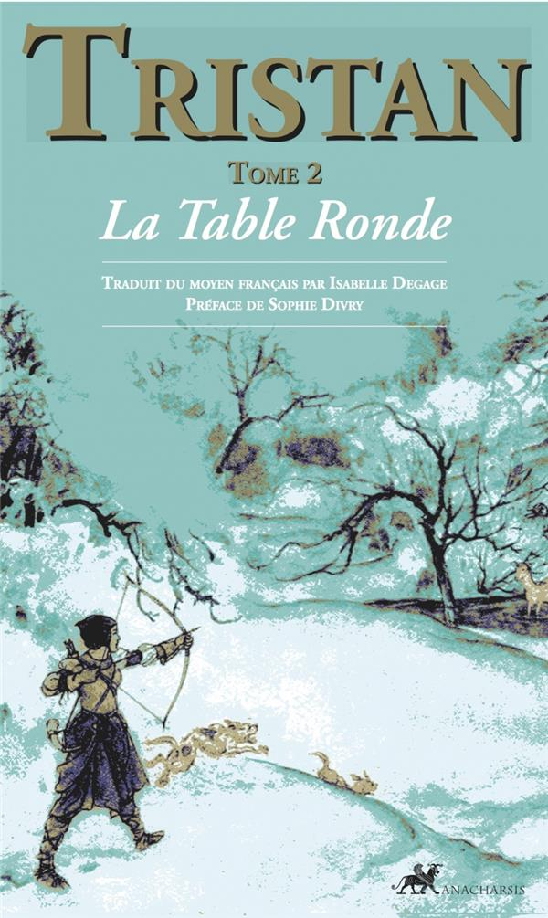 TRISTAN T.2  -  LA TABLE RONDE
