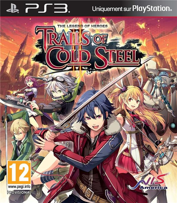 the legends of heroes : trails of cold steel II
