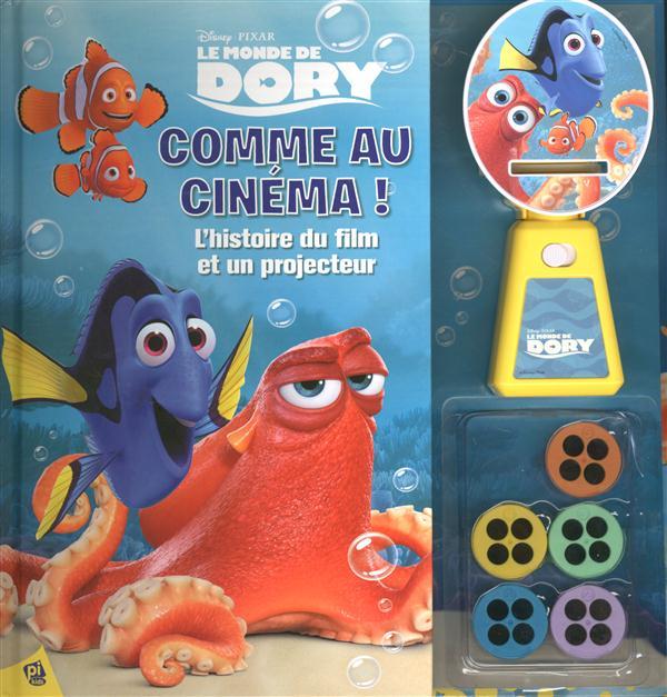 Le Monde de Dory ; comme au cinéma !
