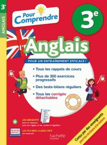GERBER, KRYSTEL - POUR COMPRENDRE L'ANGLAIS  -  3E