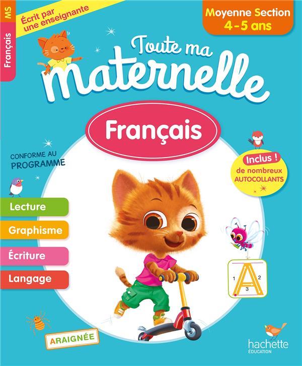 Toute ma maternelle ; français ; MS