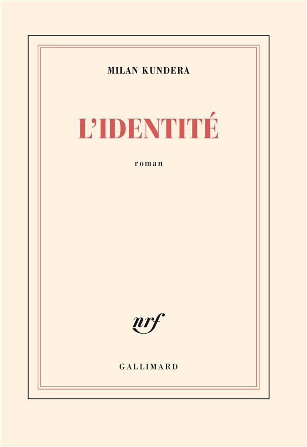 L'Identite