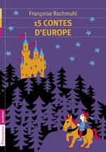 Vente EBooks : 15 contes d'Europe  - Françoise Rachmuhl