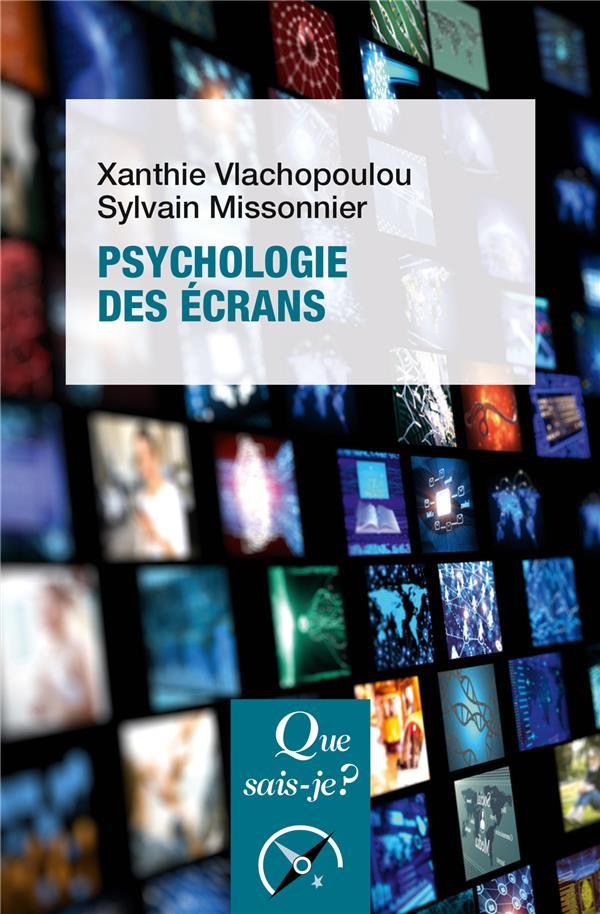 PSYCHOLOGIE DES ECRANS