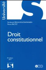 Droit constitutionnel (35e édition)