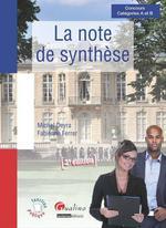 Vente Livre Numérique : La note de synthèse - 3e édition  - Michel Deyra - Fabienne Ferrer