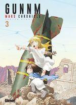 Vente Livre Numérique : Gunnm Mars Chronicle - Tome 03  - Yukito Kishiro
