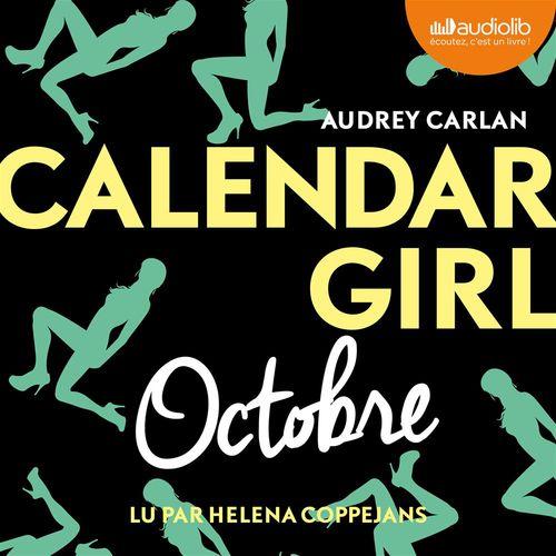 Vente AudioBook : Calendar Girl - Octobre  - Audrey Carlan