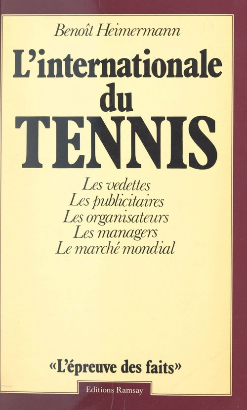 L'internationale du tennis