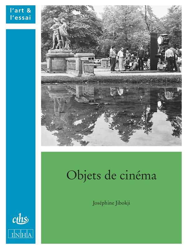 Objets de cinéma ; de Marienbad à Fantômas