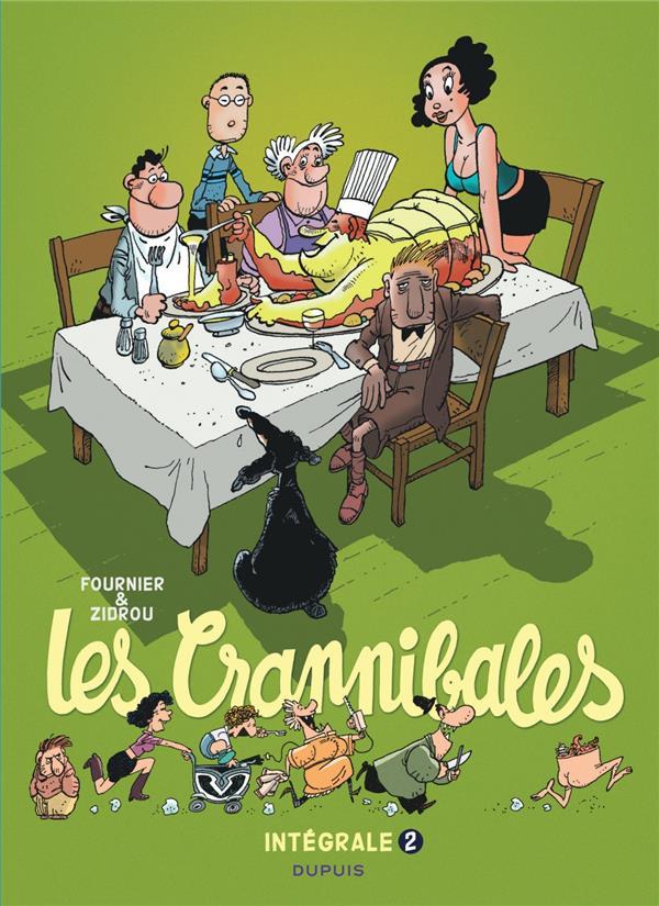 Les Crannibales ; INTEGRALE VOL.2