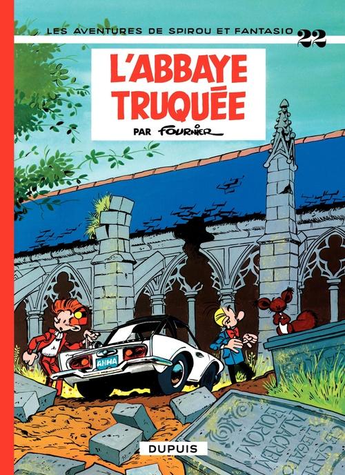Les aventures de Spirou et Fantasio T.22 ; l'abbaye truquée