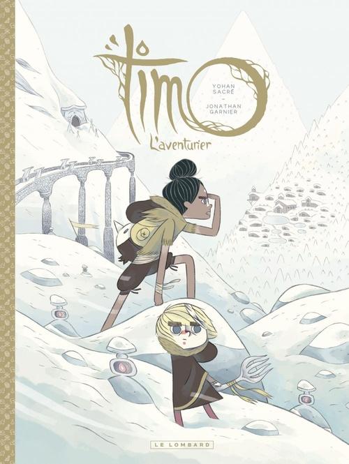 Timo l'Aventurier - tome 2