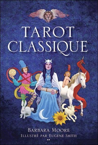 Tarot classique ; coffret livre + 78 cartes