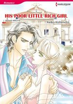 Vente Livre Numérique : Harlequin Comics: His Poor Little Rich Girl  - Keiko Kishimoto - Melanie Milburne