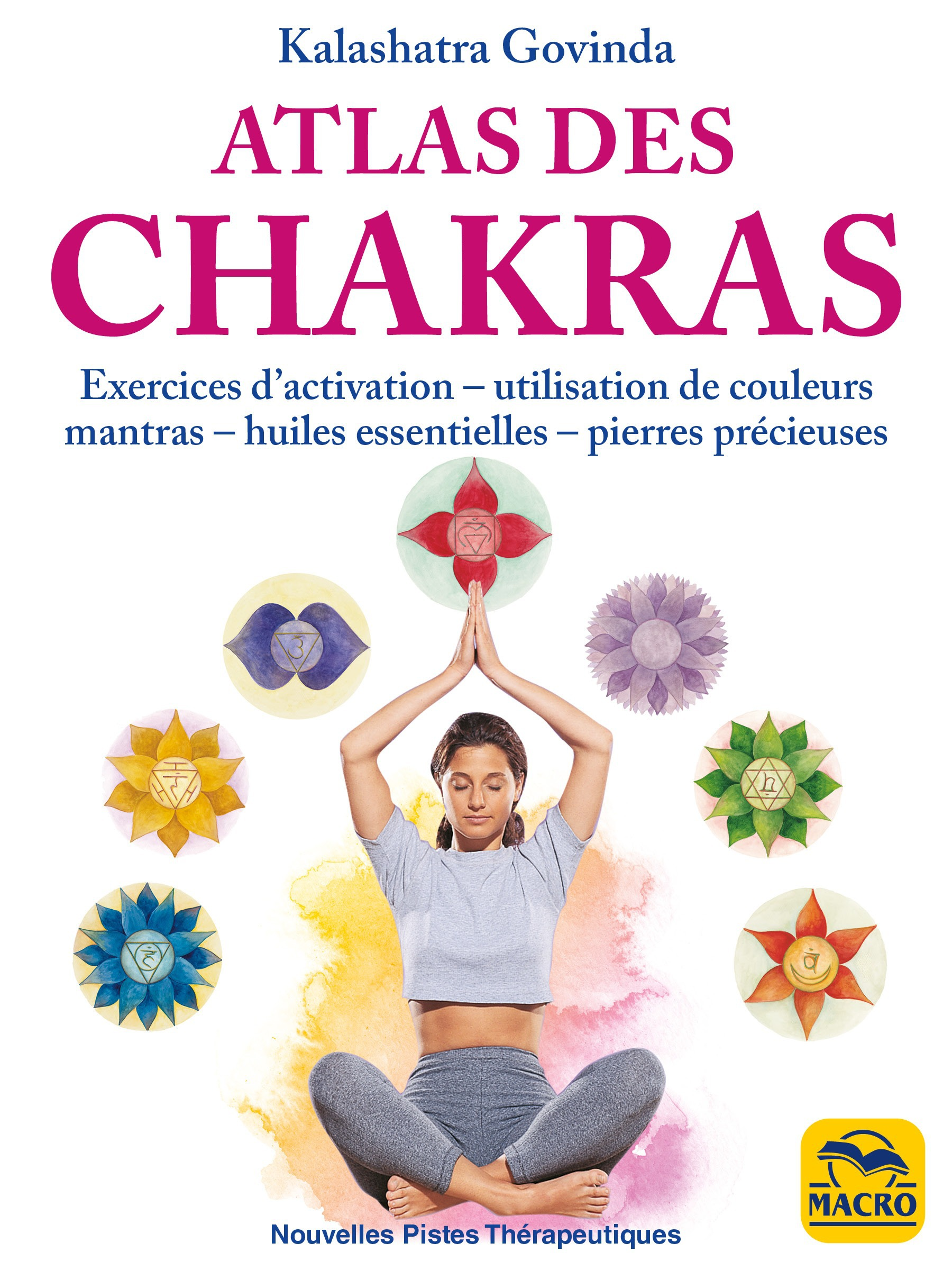 Atlas des chakras (2e édition)