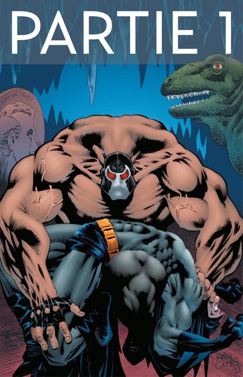 Batman - Knightfall - Tome 1 - Partie 1  - Chuck Dixon  - Doug Moench