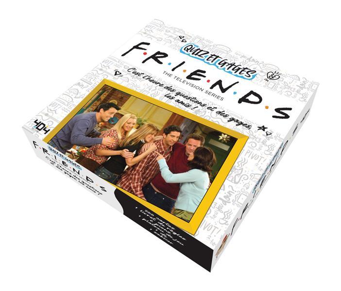 Friends ; quiz et gages