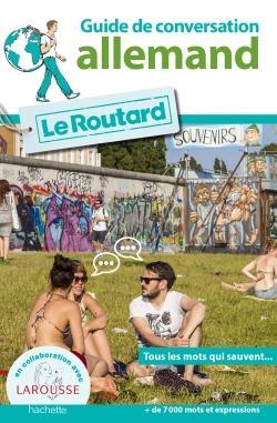 Le guide de conversation Routard ; allemand
