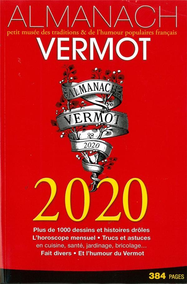 XXX - ALMANACH VERMOT (EDITION 2020)