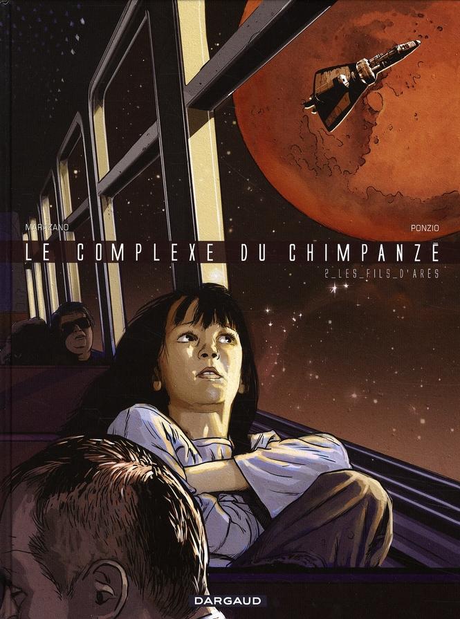 Le Complexe Du Chimpanze T.2 ; Les Fils D'Ares