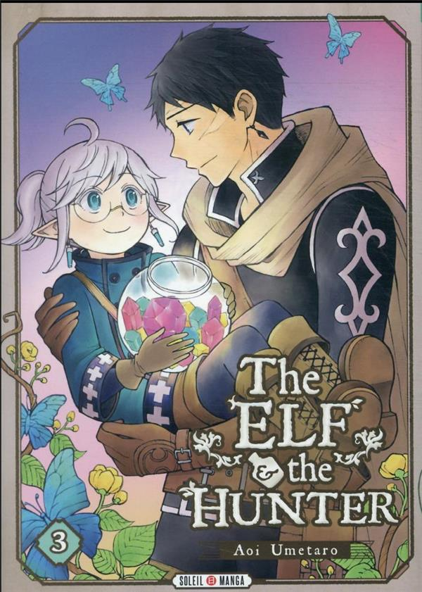 The elf and the hunter t03